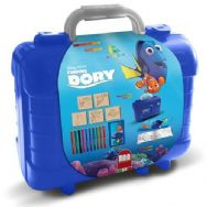 Disney Pixar Finding Dory - Art Travel Case Set